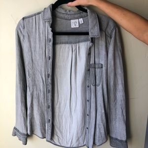 Long Sleeve Button Up